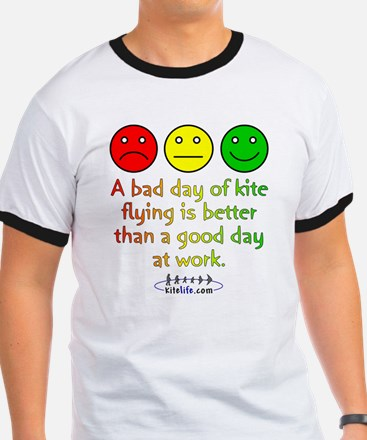 Bad Day Flying<br>Creeper T-Shirt
