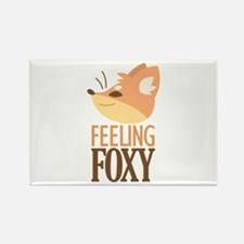 Feeling Foxy Magnets