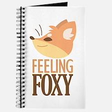 Feeling Foxy Journal