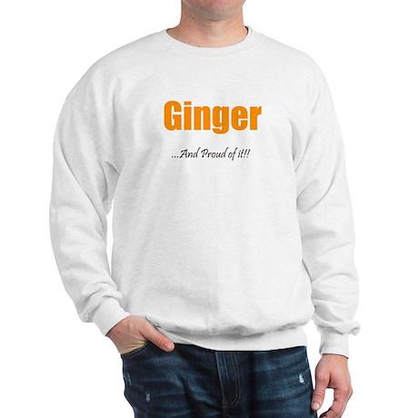 Ginger Pride Sweatshirt
