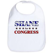 SHANE for congress Bib