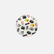 MOVIE NIGHT Mini Button