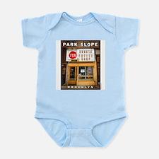 Donuts Coffee Shop Infant Bodysuit