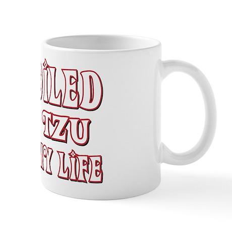 Spoiled Shih Tzu Mug