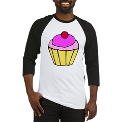 Big Cupcake Baseball Jersey