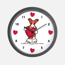 Unique Cathylester Wall Clock