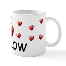 I Love Willow - Small Mugs