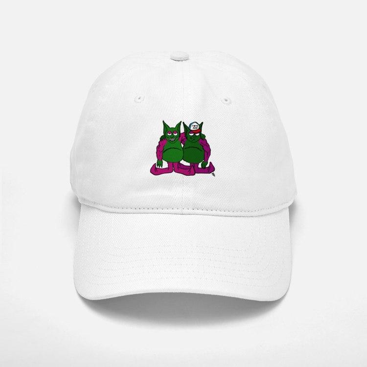 Grease Gremlins Baseball Baseball Cap