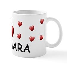 I Love Xiomara - Mug