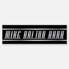 MDB - Silver Auto Bumper Bumper Bumper Sticker