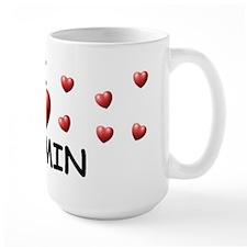 I Love Yazmin - Mug