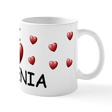 I Love Yesenia - Mug