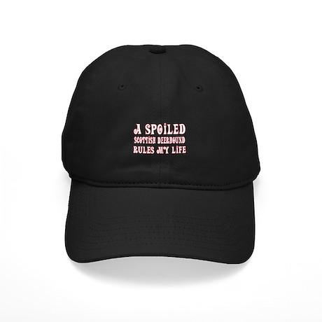 Spoiled Deerhound Black Cap