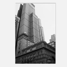 Black and White Classic Photo Postcards (Package o