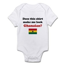 Make Me Look Ghanaian Infant Bodysuit