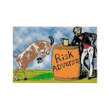 Cute Adversity Rectangle Magnet