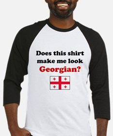 Make Me Look Georgian Baseball Jersey