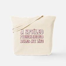 Spoiled Pyrenean Tote Bag