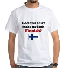 Make Me Look Finnish Shirt