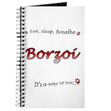 Borzoi Breathe Journal