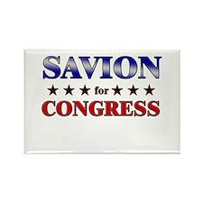 SAVION for congress Rectangle Magnet