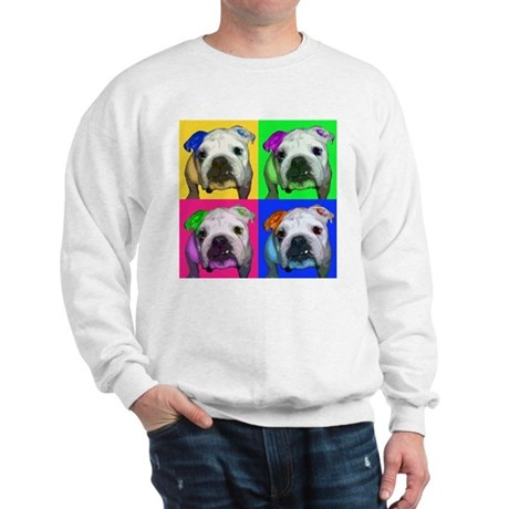 Pop Bulldog Sweatshirt