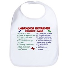 Labrador Retriever Property Laws 2 Bib