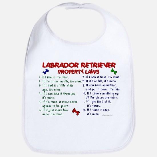 Labrador Retriever Property Laws 2 Bib