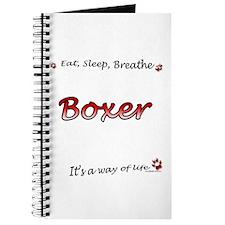 Boxer Breathe Journal