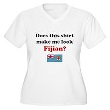 Make Me Look Fijian T-Shirt