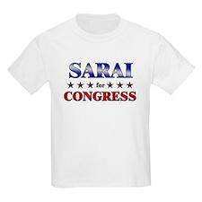 SARAI for congress T-Shirt