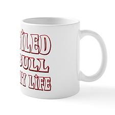 Spoiled Pit Bull Small Mugs