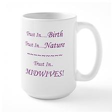 Midwife Advocacy Mug