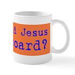 Who Would Jesus Waterboard? Mug