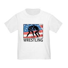Wrestling In America T