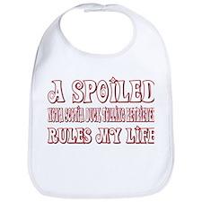 Spoiled Toller Bib