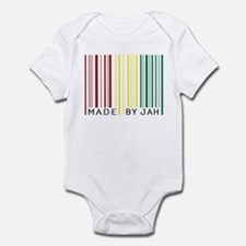 made by jah Infant Bodysuit