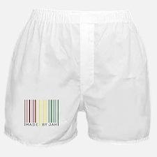 made by jah Boxer Shorts