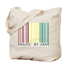 made by jah Tote Bag