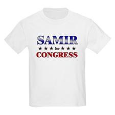 SAMIR for congress T-Shirt