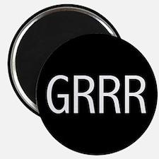GRRR Magnet