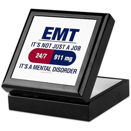 Fire/Ems Keepsake Box