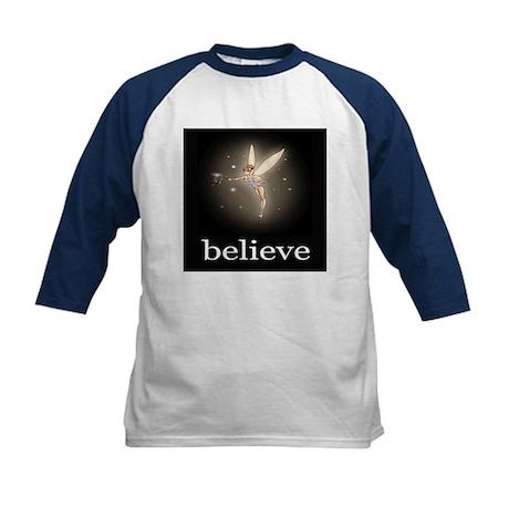 """""""Believe"""" Kids Baseball Jersey"""