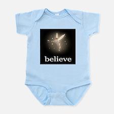"""Believe"" Infant Bodysuit"