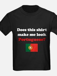 Make Me Look Portuguese T