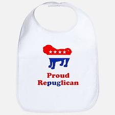 Proud Repuglican Bib