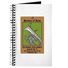 Baritone of Doom Journal