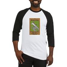 Baritone of Doom Baseball Jersey