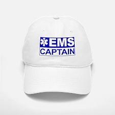 EMS Captain Baseball Baseball Cap