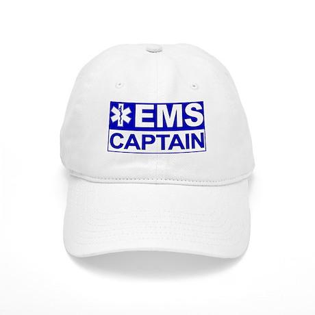 EMS Captain Cap